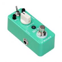 Mooer Micro Series Green Mile Overdrive Effects Pedal - BRAND NEW